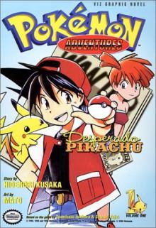 Pokemon Adventures: Desperado Pikachu: 1 (Pokemon Adventures (Viz Paperback)) - Hidenori Kusaka;Gerard Jones