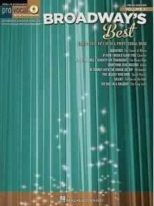 Broadway's Best: Men [With CD (Audio)] - Hal Leonard Publishing Company