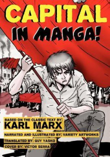 Capital in Manga - Karl Marx