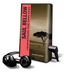 Henderson the Rain King (Audio) - Joe Barrett, Saul Bellow