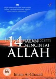14 Jalan Mencintai Allah - Abu Hamid al-Ghazali