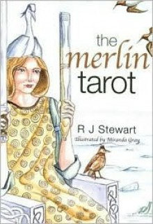 The Merlin Tarot - R.J. Stewart