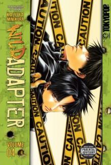 Wild Adapter, Volume 4 - Kazuya Minekura