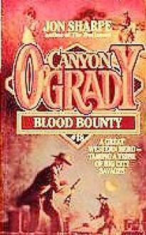 Blood Bounty - Jon Sharpe