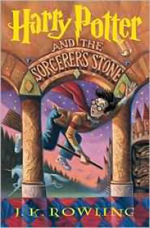 Harry Potter and the Sorcerer's Stone (Harry Potter #1) -