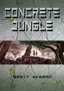 Concrete Jungle - Brett McBean