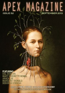 Apex Magazine - September 2013 - Lynne M. Thomas, Margaret Ronald, Anaea Lay, Hal Duncan, Mary Robinette Kowal, Maurice Broaddus