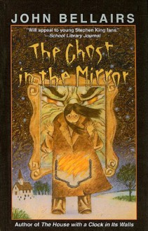 The Ghost in the Mirror (Puffin Chillers) - Brad Strickland,John Bellairs