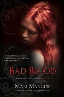 Bad Blood - Mari Mancusi