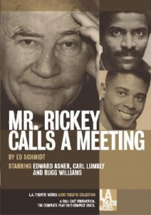 Mr. Rickey Calls a Meeting - Ed Schmidt,Edward Asner,Carl Lumbly