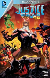 Justice League Beyond 2.0 (2013- ) #4 - Christos Gage, Iban Coello
