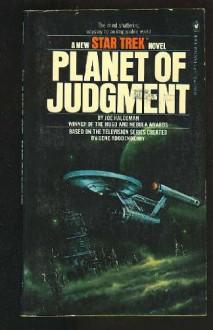 Planet of Judgment - Joe Haldeman