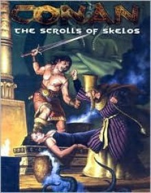 The Scrolls of Skelos - Vincent Darlage