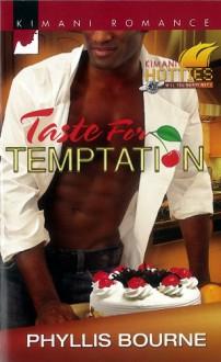 Taste for Temptation - Phyllis Bourne