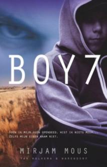 Boy 7 - Mirjam Mous