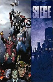 Siege - Brian Michael Bendis, Olivier Coipel