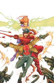 Red Hood and the Outlaws, Vol. 1: Redemption - Scott Lobdell