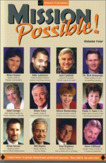 Mission Possible, Vol. 4 - Bruce Jenner, Jack Canfield, Brian Tracy