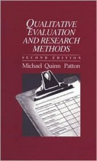 Qualitative Evaluation and Research Methods - Michael Quinn Patton
