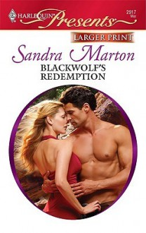 Blackwolf's Redemption - Sandra Marton