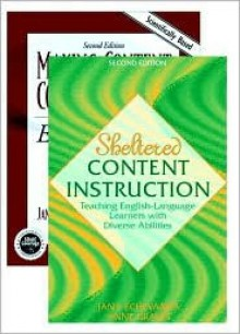 Sheltered Content and Siop Model Bundle - Jana Echevarria, MaryEllen Vogt, Anne Graves