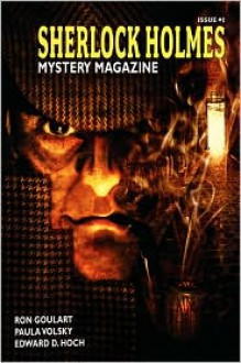Sherlock Holmes Mystery Magazine #1 - Marvin Kaye (Editor)