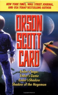 Ender's Game Boxed Set: Ender's Game, Ender's Shadow, Shadow of the Hegemon - Orson Scott Card