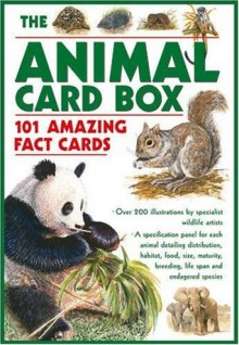 The Animal Card Box - Tom Jackson