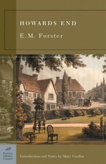 Howards End - E.M. Forster, Mary Gordon