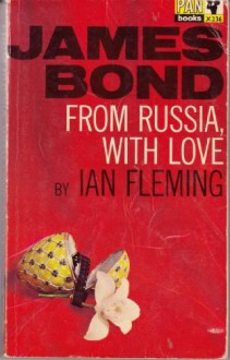 From Russia With Love (James Bond, #5) - Ian Fleming