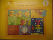 Hooked On Math: Master The Facts, Addition And Subtraction, Level 1 Workbook - Leslie McGuire