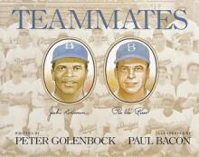 Teammates - Peter Golenbock,Paul Bacon