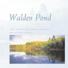 Walden Pond - 2nd - Bonnie McGrath, Henry David Thoreau