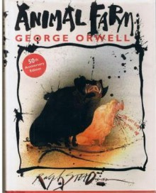 Animal Farm - Ralph Steadman, George Orwell