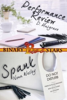 Performance Review and Spank - D. Musgrave, Nona Wesley