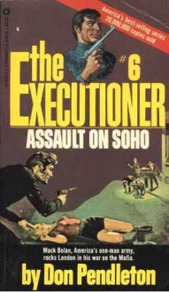 Assault on Soho - Don Pendleton
