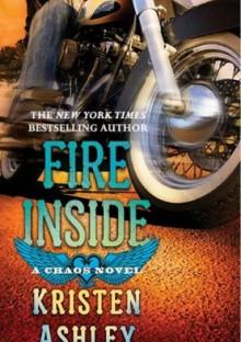 Fire Inside - Kristen Ashley