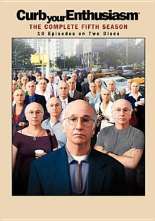 DVD: Curb Your Enthusiasm: The Complete Fifth Season - NOT A BOOK