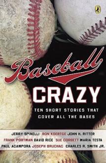 Baseball Crazy - Nancy E. Mercado