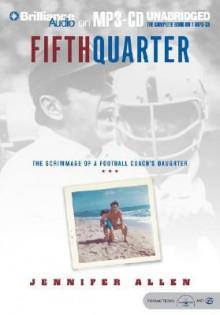 Fifth Quarter - Jennifer Allen, Susie Breck