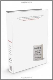 Scarcity: Why Having Too Little Means So Much - Sendhil Mullainathan, Eldar Shafir