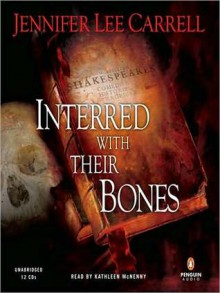 Interred with Their Bones (MP3 Book) - Jennifer Lee Carrell, Kathleen McNenny