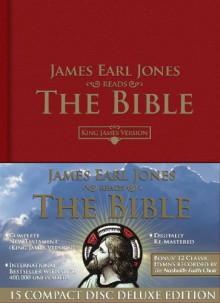 James Earl Jones Reads the Bible: King James Version - Anonymous, James Earl Jones