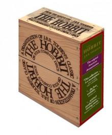 The Hobbit (Wood Box Edition) - J.R.R. Tolkien