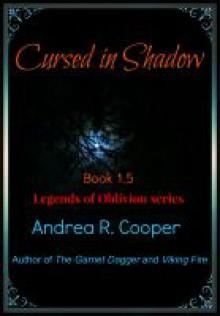 Cursed in Shadow - Andrea R. Cooper