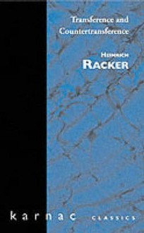 Transference And Countertransference - H. Racker