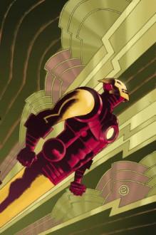 Iron Man: Enter The Mandarin - Joe Casey, Eric Canete