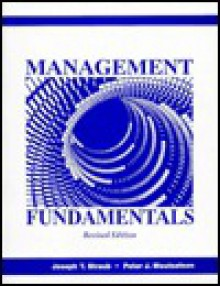 Management Fundamentals - Joseph T. Straub