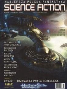 Science Fiction 2003 03 (24) - Rafał Kosik, Andrzej Drzewiński, Ryszard Dziewulski, Wiesław Gwiazdowski, Paweł Marczewski, Piotr Bilski, Maciej Niklewicz, Jewgienij Drozd