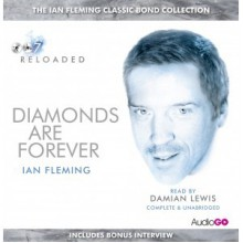 Diamonds Are Forever (James Bond, #4) - Damian Lewis, Ian Fleming